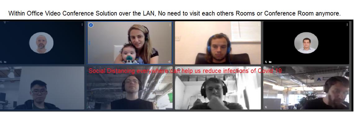 LAN Video Conference