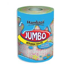 Hankies Kitchen Towel Jumbo