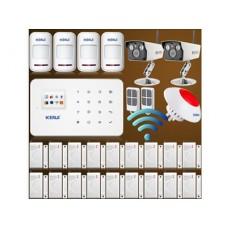 KERUI Home Alarm System 18 W
