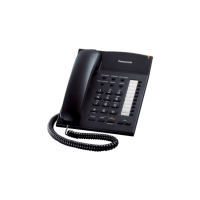 Panasonic Telephone KX-TS840MX