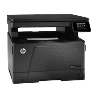 HP Printer LaserJet Pro MFP M435nw